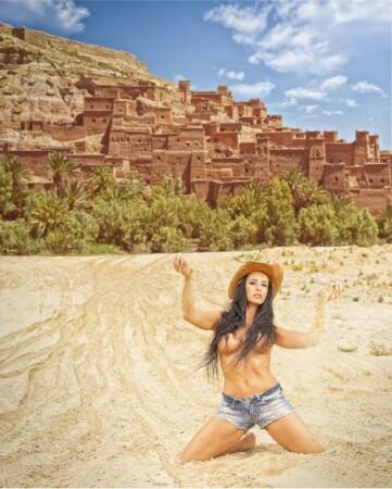 Marokko Anne